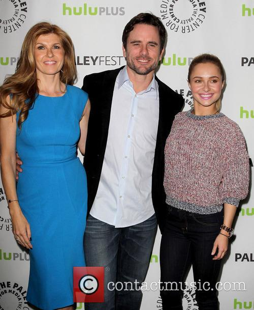 Connie Britton, Charles Esten and Hayden Panettiere 4