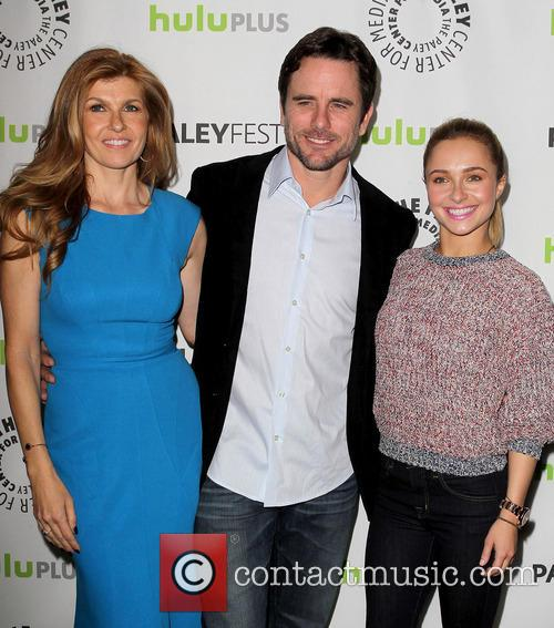 Connie Britton, Charles Esten and Hayden Panettiere 6