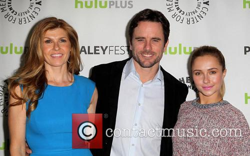 Connie Britton, Charles Esten and Hayden Panettiere 9