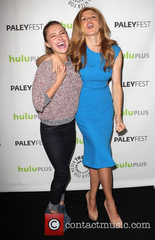 Hayden Panettiere and Connie Britton 5