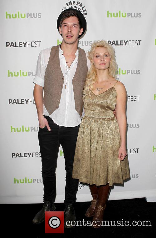 Sam Palladio and Clare Bowen 7