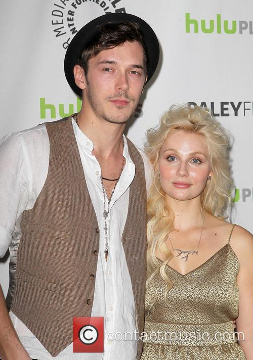Sam Palladio and Clare Bowen
