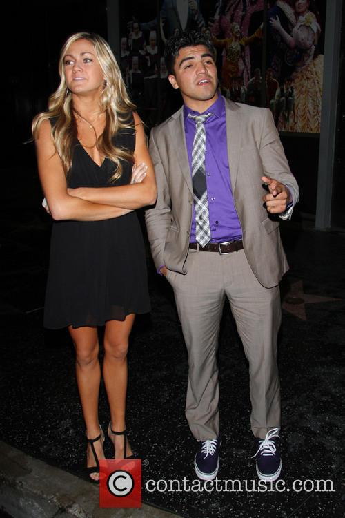 Victor Ortiz and Lindsay Arnold 9