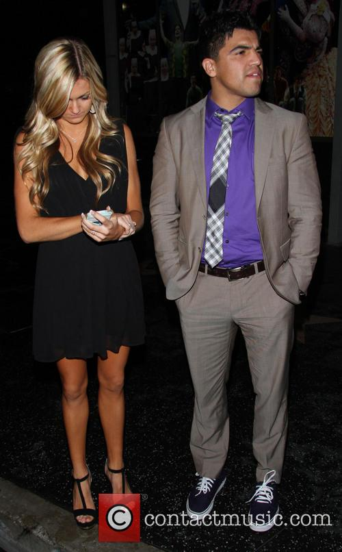Victor Ortiz and Lindsay Arnold 10