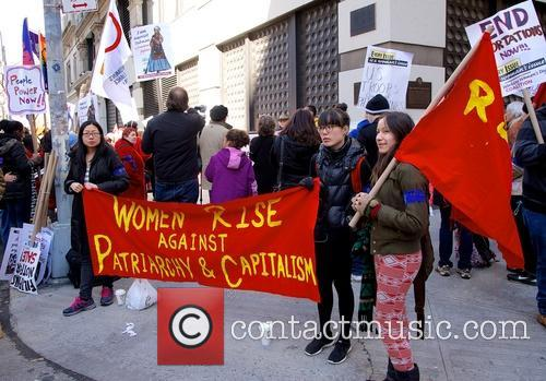 Women Rise against Patriarchy and  Capitalism in...