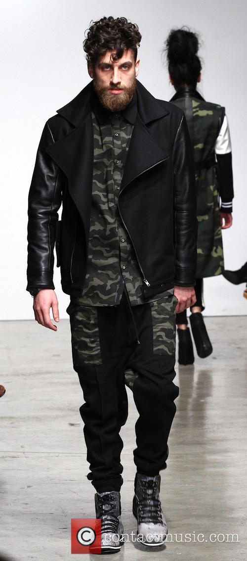 Concept Fashion Week 2013 - B:Scott X Sarah...