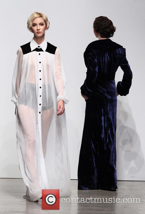 Los Angeles Fashion Week 2013 - Jen Awad