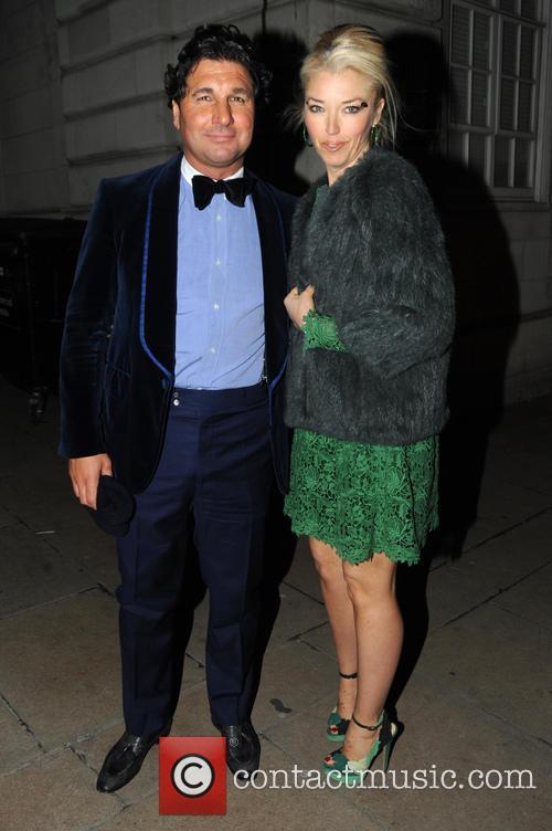 Tamara Beckwith and Giorgio Veroni 1