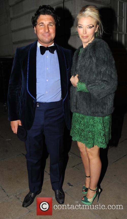 Tamara Beckwith and Giorgio Veroni 3