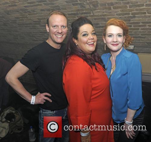 Anthony Cotton, Jennie Mcalpine and Lisa Riley 1