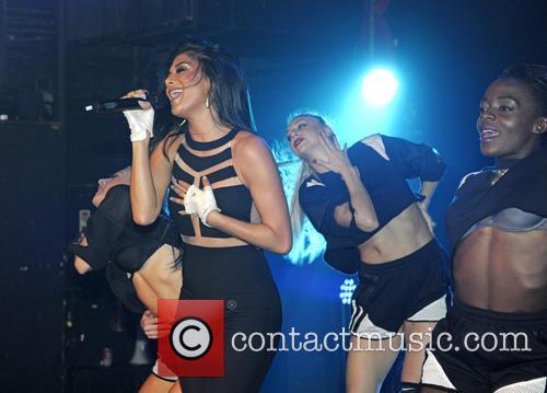 Nicole Scherzinger performs G-A-Y