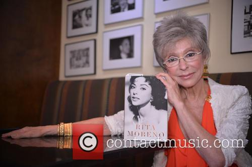 rita moreno book signing and reading for 3547570