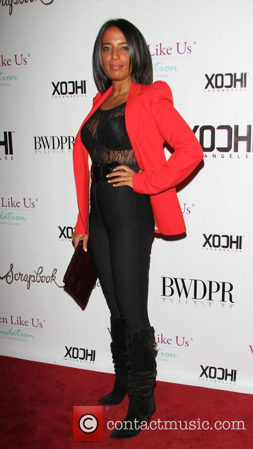 Pre-lafw Launch Party In, Support Of The Women and Like Us Foundation 5