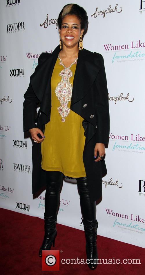 Pre-lafw Launch Party In, Support Of The Women and Like Us Foundation 1