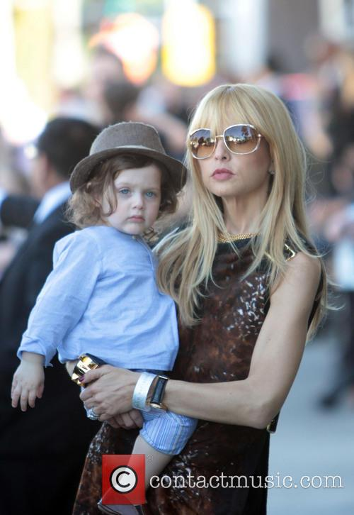 Rachel Zoe and Skyler Berman 1
