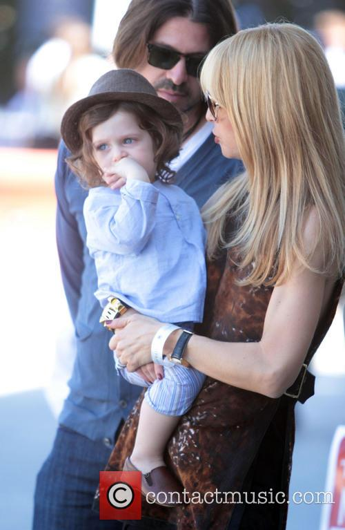 Rachel Zoe, Skyler Berman and Rodger Berman 3