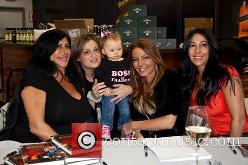Angela Raiola, Big Ang, Drita D'avanzo and Carla Facciolo 5
