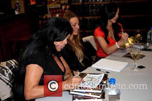 Angela Raiola, Big Ang, Drita D'avanzo and Carla Facciolo 6