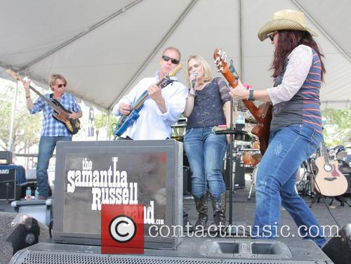 Samantha Russell Band 2