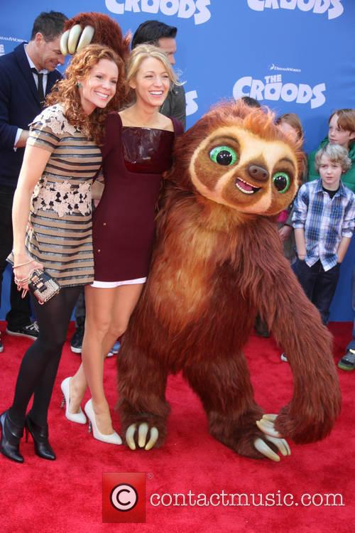 blake lively the croods premiere at amc 3547880