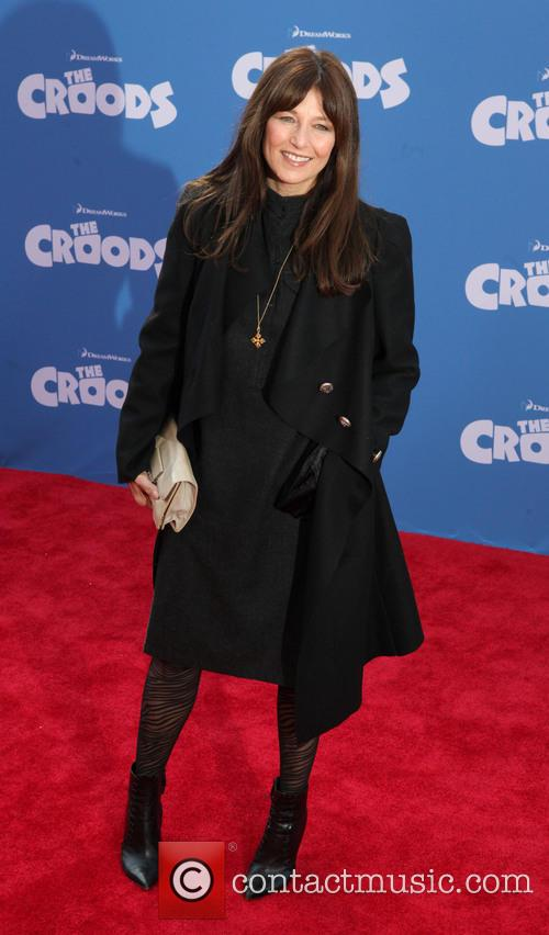 Catherine Keener, AMC Lincoln Loews Theater Lincoln Square NYC