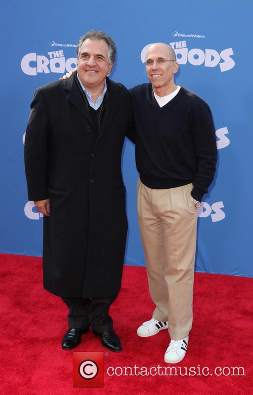 Jim Gianopulos and Jeffrey Katzenberg 2