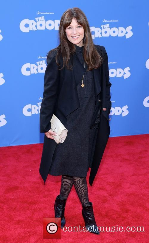 catherine keener the croods premiere at amc 3547827