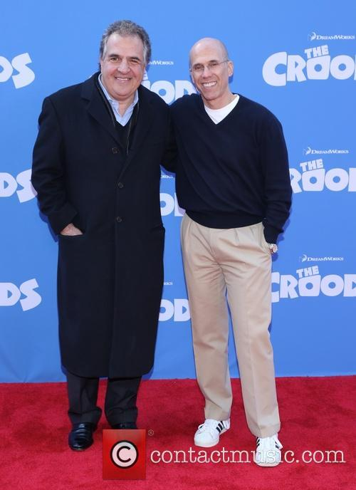 Jim Gianopulos and Jeffrey Katzenberg 3