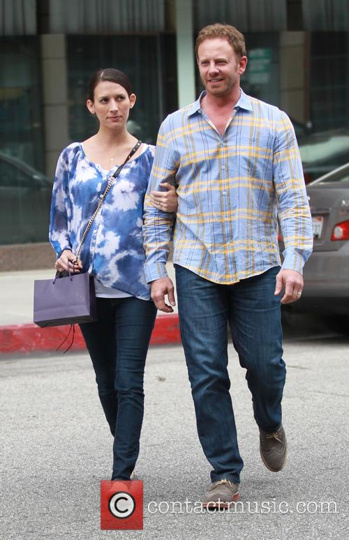 Ian Ziering and Erin Kristine Ludwig 5