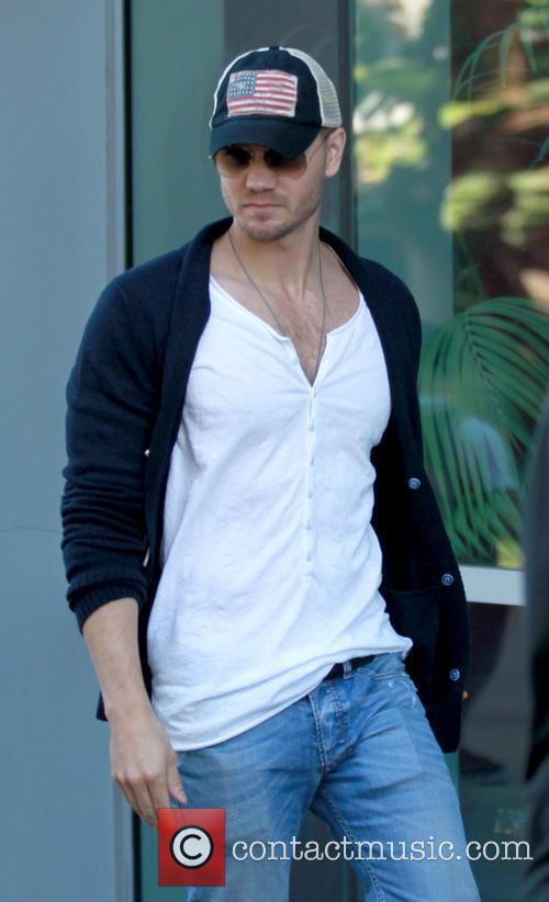 chad michael murray lakers celeb arrivals 3548238