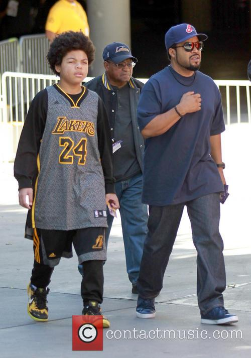 Ice Cube and Shareef Jackson 4