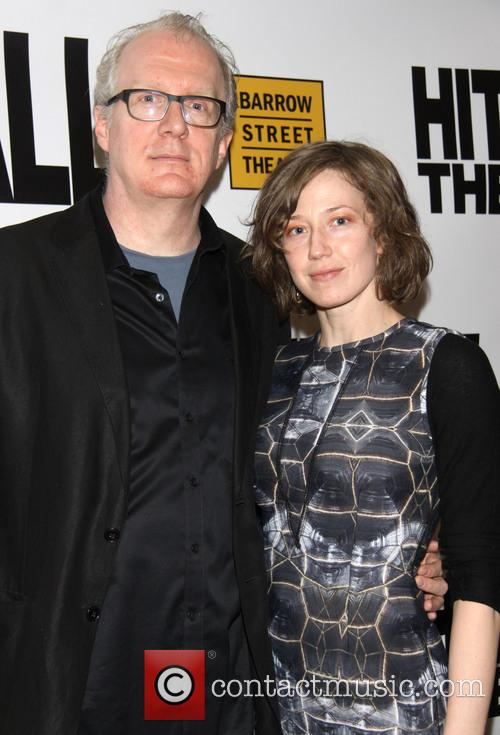 Tracy Letts and Carrie Coon 1