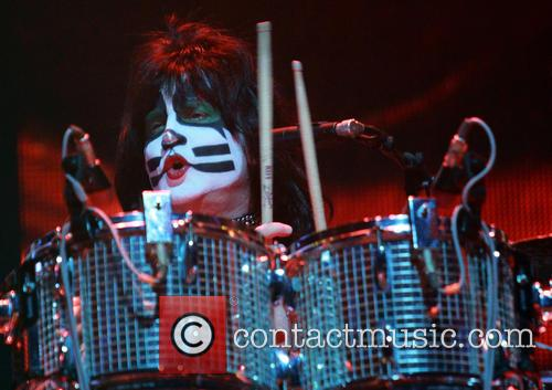 Eric Singer from KISS
