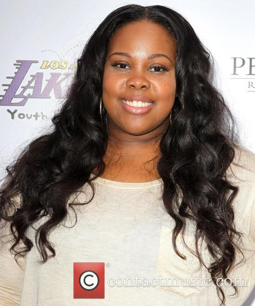 amber riley lakers casino night fundraiser 3548545