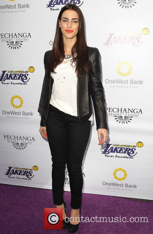 jessica lowndes lakers casino night fundraiser 3548581