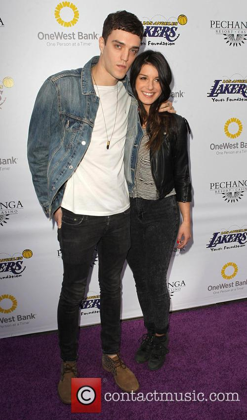 Josh Beech and Shenae Grimes 3