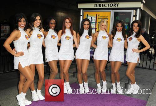 Laker Girls 1