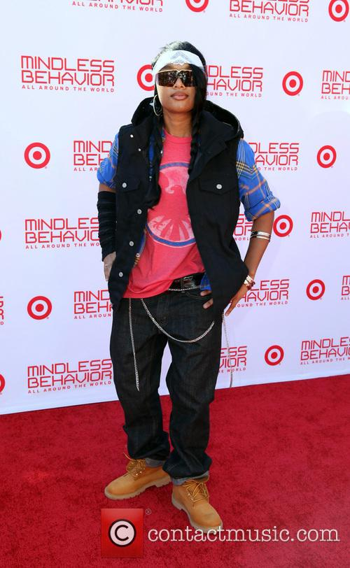 Mindless Behavior and A'lonna Indan 5