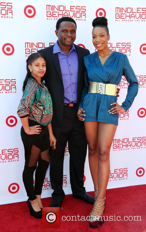 Darius Mccrary and Family 1