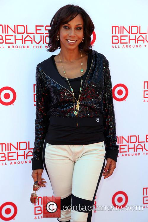 Holly Robinson Peete and Mindless Behavior 1