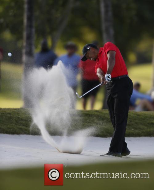 Tiger Woods, Trump Doral Golf Club and Spa