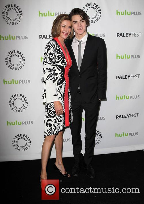 Brenda Strong and Zak Henri 8
