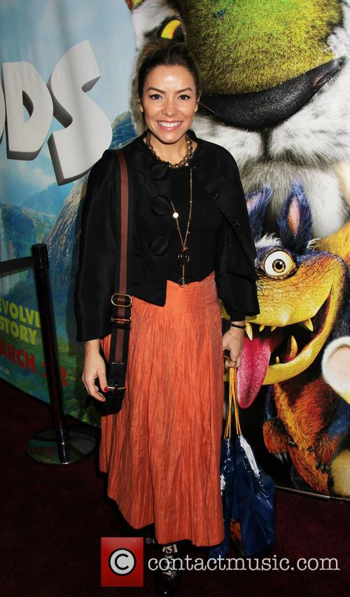 'The Croods' premiere at Empire Leicester Square -...