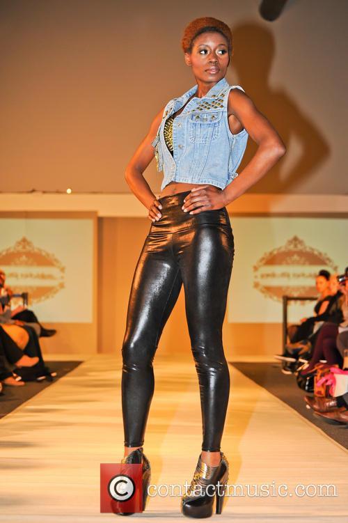 Birmingham Fashion Week 2013