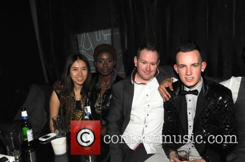 Birmingham Fashion Week 2013 - After Party