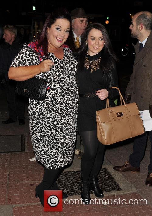 Lisa Riley and Dani Harmer 1