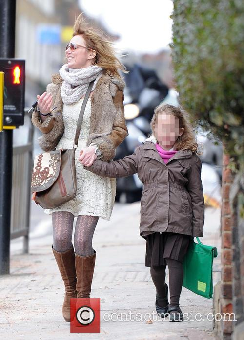 Geri Halliwell and Bluebell Madonna 19