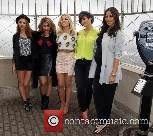 Una Healy, Vanessa White, Mollie King, Frankie Sandford, Rochelle Humes and Rochelle Wiseman 10