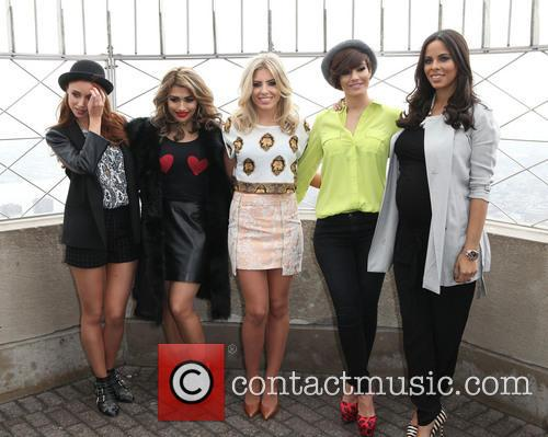 Una Healy, Vanessa White, Mollie King, Frankie Sandford, Rochelle Humes and Rochelle Wiseman 13