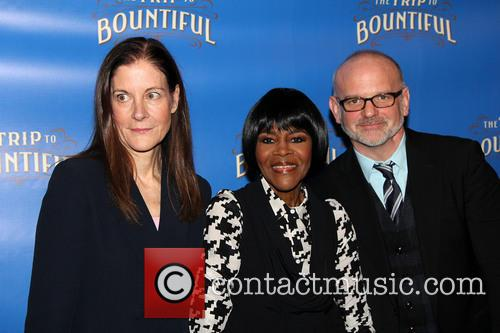 Hallie Foote, Cicely Tyson and Michael Wilson 2